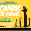 Zombie Chicago Bar Crawl. Say what?