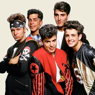of New Kids on the Blo...