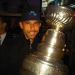 Billy and the Stanley Cup!