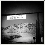 Goodbye Colorado... happy trails to you!
