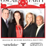 Oscar Viewing Party - Rockit Bar & Grill - 2.26.12