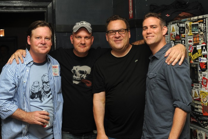 Joel Murray Mike O'Malley Jeff Garlin Theo Epstein