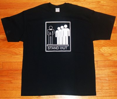 TruLies Co. Stand Out Tee