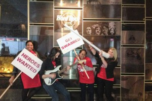 Delete Blood Cancer Drive at the Hard Rock Hotel Chicago
