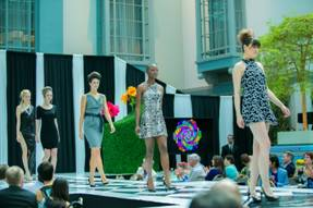 Chicago House Brunch and Fashion Show