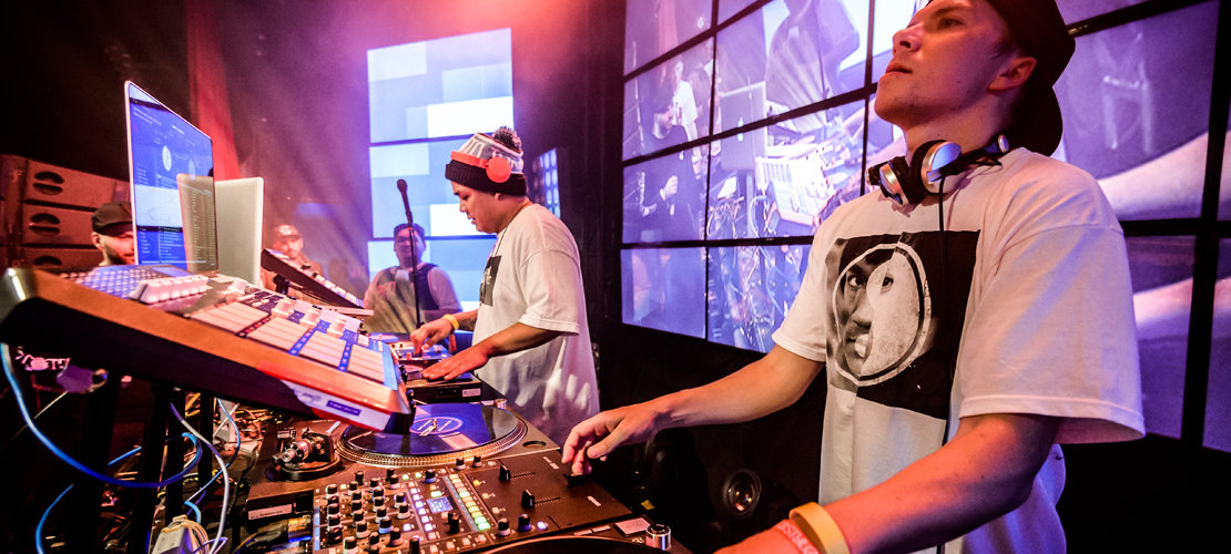 » Red Bull Presents Thre3style World DJ Championships