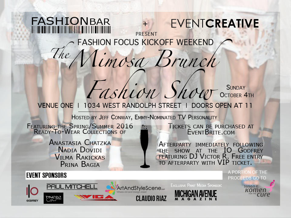 Fashion Brunch 092915